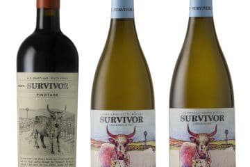 SURVIVOR STRIKES A GRAND WINES HAT TRICK AT SAWI WINE AWARDS