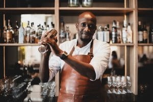 TWO-FOR-ONE AFTER WORK COCKTAILS AT STEENBERG'S TRYN RESTAURANT