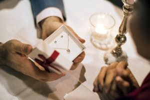 Bling, bling, bling … how to ensure you don't lose the romance
