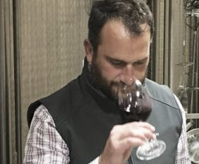WINEMAKING IS IN THIERRY'S BLOOD