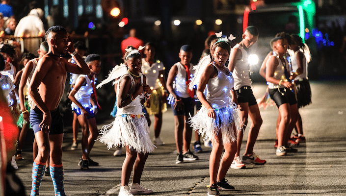 HERITAGE DANCE FORM TO SHINE AT CAPE TOWN CARNIVAL