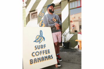 GLOBAL LUXURY BRAND MONCLER TAKES CAPE TOWN SURF BRAND TO PARIS FASHION WEEK
