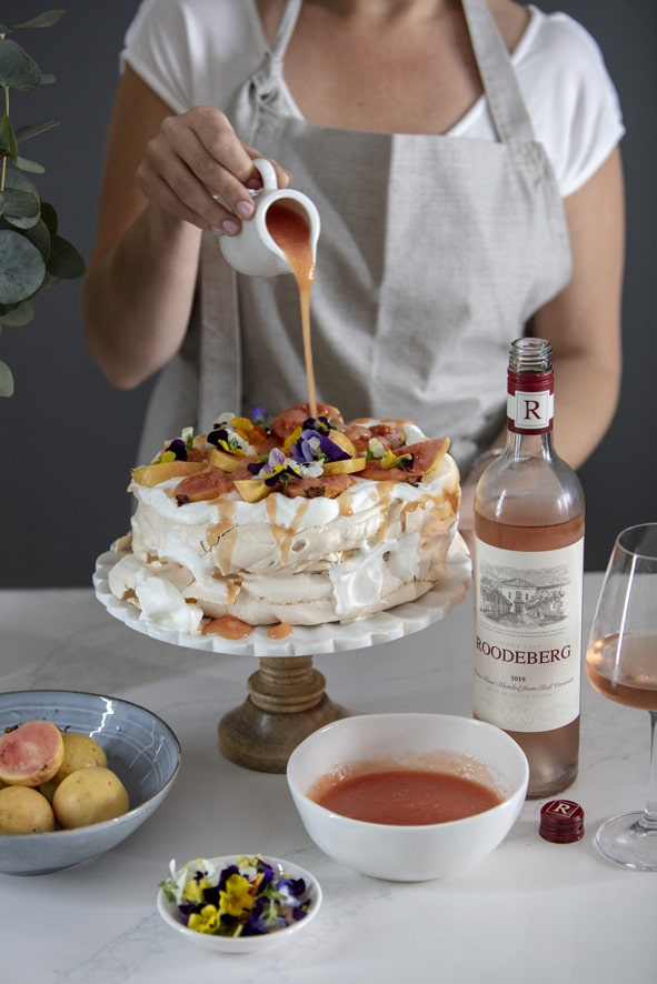 SPOIL MOM WITH A LIP SMACKING DESSERT AND ROODEBERG ROSÉ