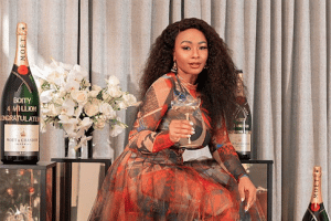 BOITY TOASTS WITH MOËT & CHANDON TO CELEBRATE 4 MILLION FOLLOWERS MILESTONE