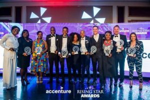FINALISTS ANNOUNCED FOR 9TH ANNUAL ACCENTURE RISING STAR AWARDS