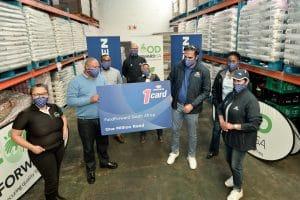 ENGEN PLEDGES R1M FUEL TO FOODFORWARD SA