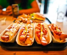 INTERNATIONAL HOT DOG DAY - CELEBRATING THE FAST FOOD FAVOURITE