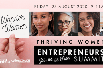 THE FIRST THRIVING WOMEN ENTREPRENEURS SUMMIT IN SOUTH AFRICA