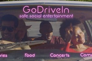 GODRIVEIN CAPE TOWN DRIVE-IN MOVIE TICKETS FINALLY ON SALE