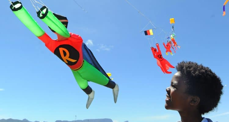 #HOPEONTHERISE AT THE VIRTUAL 26TH CAPE TOWN INTERNATIONAL KITE FESTIVAL