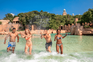 Sun City's Valley of Waves open with 50% capacity