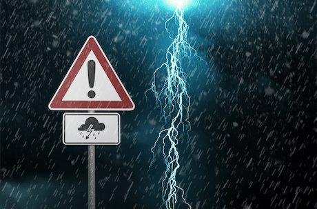 COME HAIL OR HIGH WATER: STAYING SAFE DURING STORM SEASON