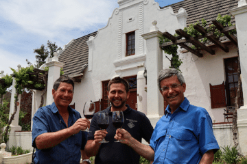 WWF CONSERVATION STATUS FOR MOOIPLAAS WINE ESTATE