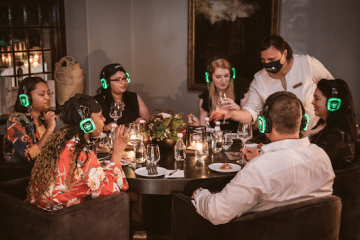 SWITCH ON YOUR SENSES AT NEDERBURG'S THE MANOR