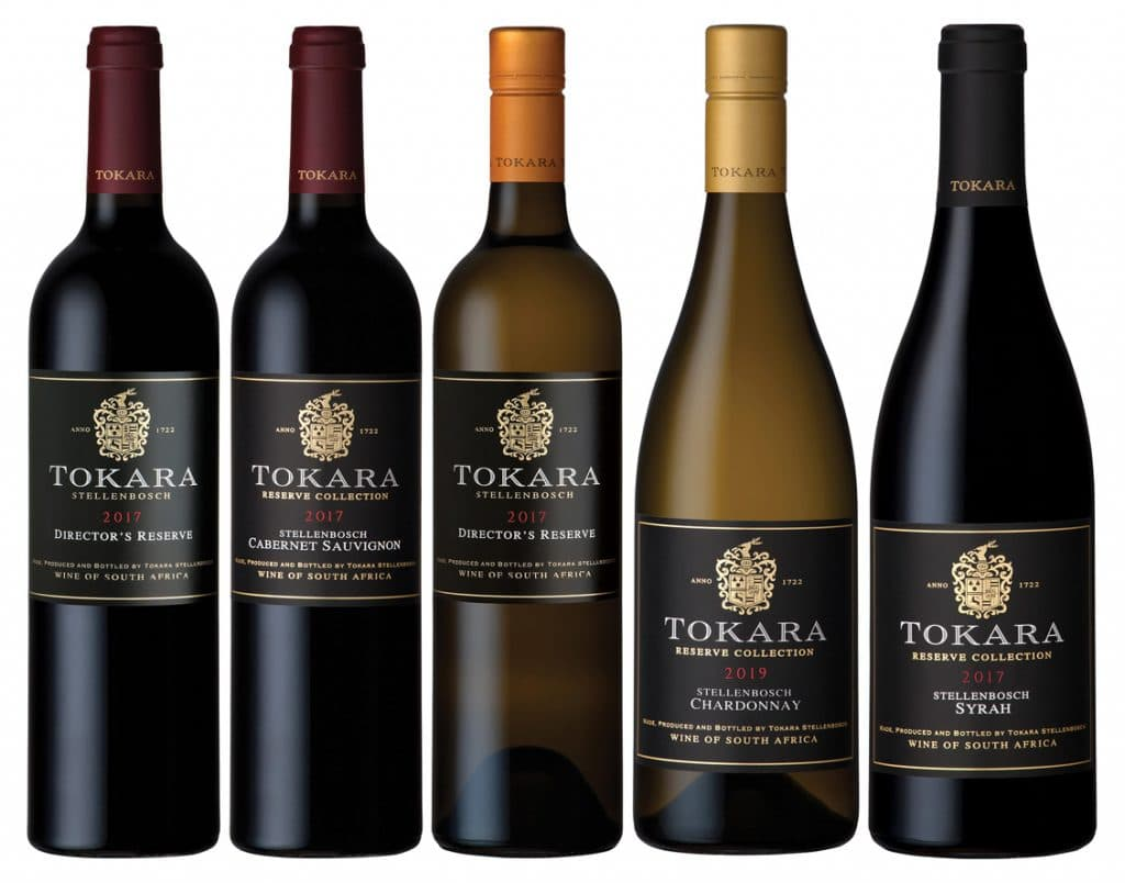TOKARA COMES OF AGE AS SOUTH AFRICAN WINERY OF THE YEAR