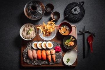 TEMPELHOFF AND MOSS CREATE THE FYN 'ITADAKIMASU' LUNCH EXPERIENCE TO CELEBRATE FYN'S 2ND BIRTHDAY