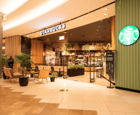 STARBUCKS SCORES A FIRST, SECOND AND THIRD WITH THE NEW FRESHX ROSEBANK STORE