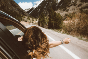THE MAP TO A THRILLING ROAD TRIP