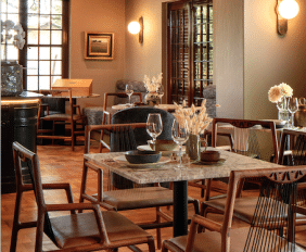 A VALENTINE'S TO REMEMBER AT NEDERBURG'S THE MANOR