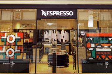 NESPRESSO PARTNERS WITH BABA TJEKO FOR ITS FIRST ARTIST COLLABORATION IN SA