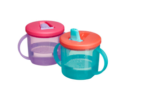 Tips on how to transition from breast or bottle to sippy cup