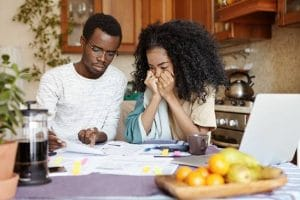 DON'T LET FINANCIAL ANXIETY PARALYSE YOU