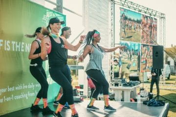 JEFF CELEBRATES 1 YEAR ANNIVERSARY WITH LIVE FITNESS EVENT