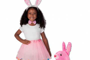 SOMETHING FOR EVERY BUNNY AT THE CRAZY STORE THIS EASTER