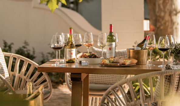 EASTER AND MORE, AT NEDERBURG'S THE MANOR THIS APRIL