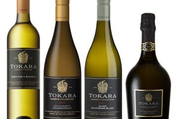 TOKARA EXCELS AS TOP PRODUCER IN 10-YEAR-OLD WINE REPORT 2021