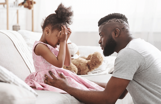 STRESS CAN AFFECT YOUR CHILD'S BEHAVIOUR