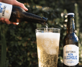 LOXTONIA NON-ALCOHOLIC CIDER – THE ALTERNATIVE LIFESTYLE CHOICE