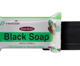 BENEFITS OF VP HERBAL BLACK SOAP
