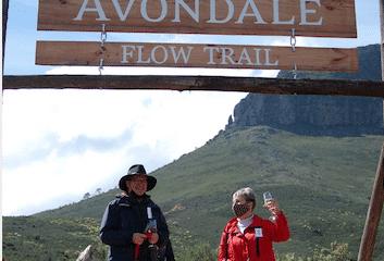 AVONDALE WINE ESTATE LAUNCHES AFRICA'S LONGEST MOUNTAIN BIKE FLOW TRAIL