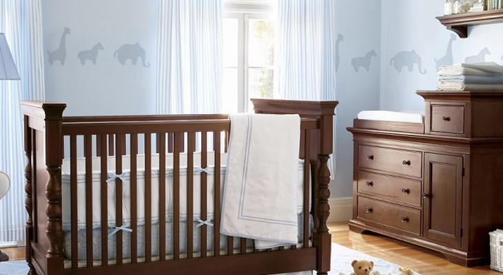 Modern trends for a nursery spice4life - How to keep up with contemporary home decor trends ...