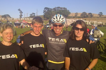 Trevor Bodington and support team_1