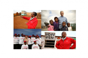 VODACOM CHANGE THE WORLD NOW GIVES ALL SOUTH AFRICANS A PLATFORM TO GIVE