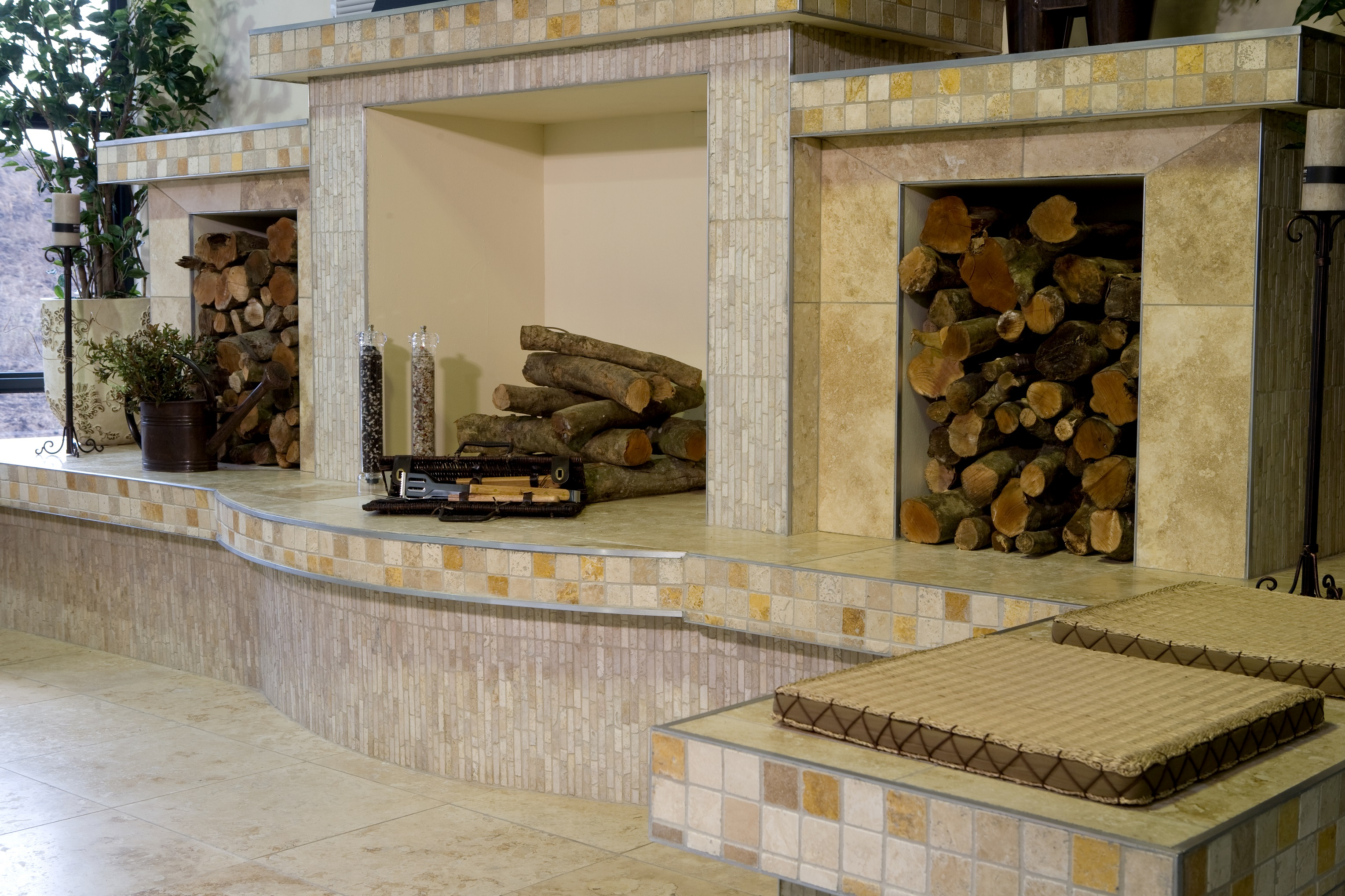 Choosing The Right Tiling Products For Your Braai Area