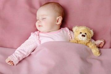 BABY'S sleeping mojo