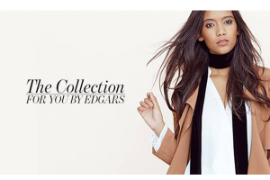 Accessorise your winter wardrobe with Edgars