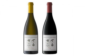 Robertson Winery's flagship Constitution Road range expands and take on a new look