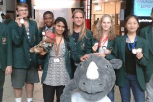 SOUTH AFRICA WINS 2016 PAN AFRICAN MATHEMATICS OLYMPIAD