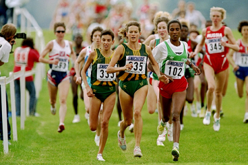 SOUTH AFRICAN RUNNING REGAINING ITS NATIONAL APPEAL
