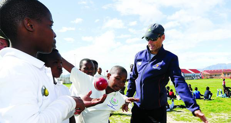 GARY KIRSTEN FOUNDATION LAUNCHES TALENT SCOUTING POWERPLAYERS' INITIATIVE