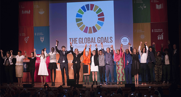 THE SOCIAL GOOD SUMMIT: SUSTAINABLE DEVELOPMENT GOALS