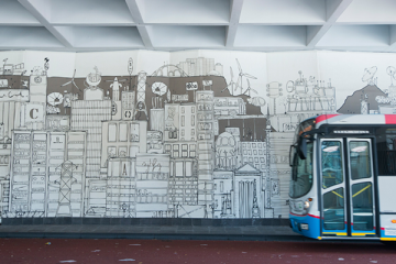 CITY GOES ARTY WITH LAUNCH OF MYCITI STATION ART MAP