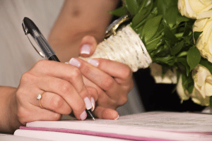 2 CRUCIAL ADMIN TASKS FOR NEWLYWEDS