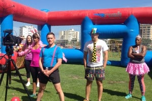 DODGEBALL ADDED TO THE ZANDO CAPE TOWN 10S