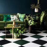 Green taking centre stage for 2017 main trend!