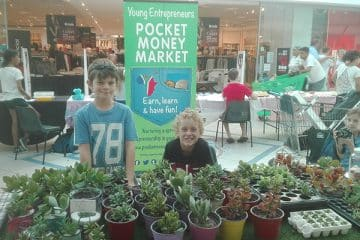 V&A WATERFRONT YOUTH DAY KIDS MARKET IS MORE THAN POCKET MONEY!